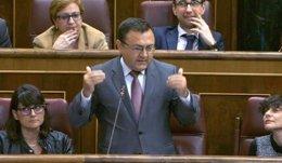 Miguel Ángel Heredia, diputado del PSOE