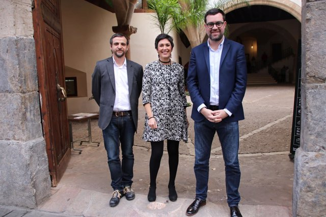 Alcalde de Palma, Antoni Noguera, otorga ayudas a establecimientos