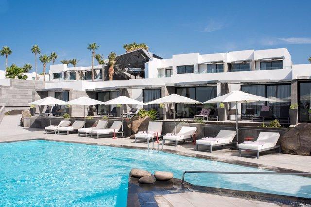 Hotel La isla y el mar en Lanzarote