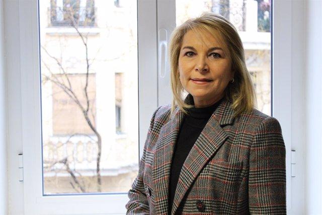Cristina Contel, nueva presidenta de la comisión de Sanidad de la CEOE