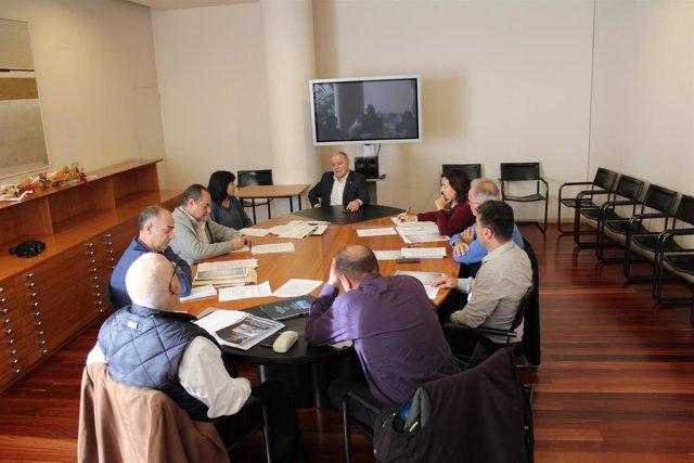 Grupo de trabajo de la DPH sobre energía y agua