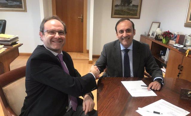 Acuerdo SEFAC y el Grupo Cofares