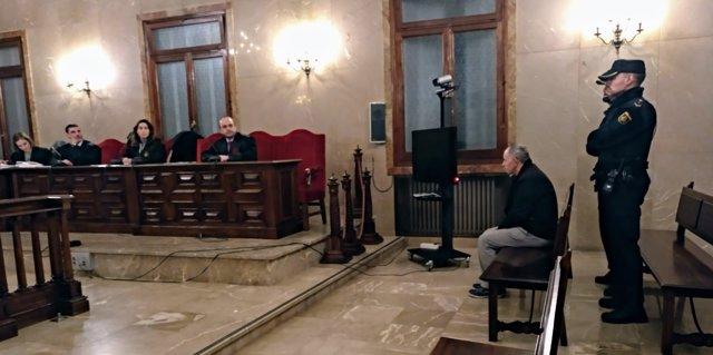 Juicio por el asesinato de Lucía Patrascu