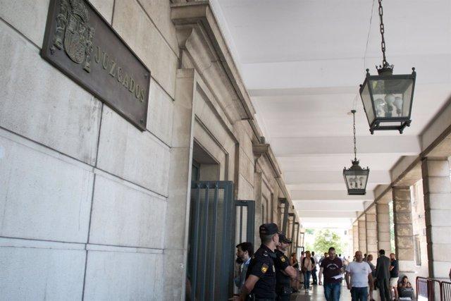 Juzgados de Instrucción de Sevilla