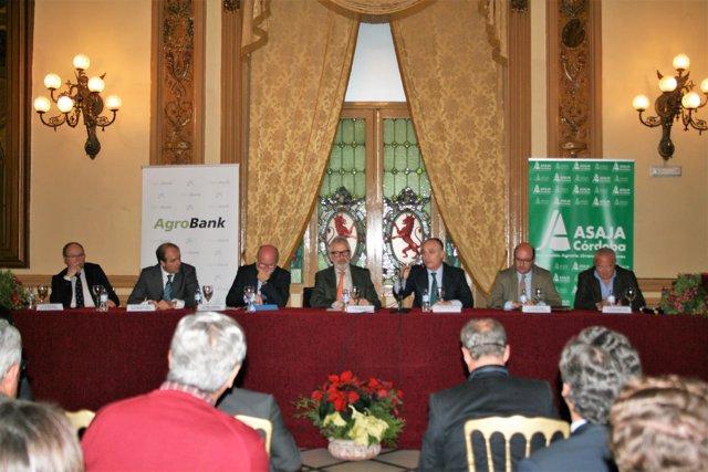 Jornada técnica de Asaja y AgroBank