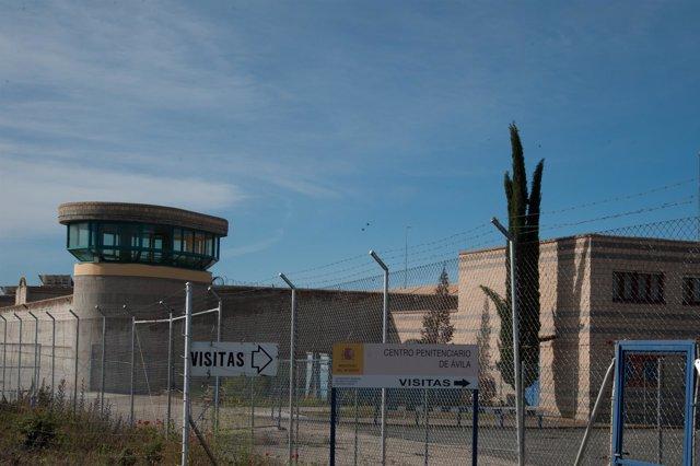 Imágenes de la cárcel de Brieva