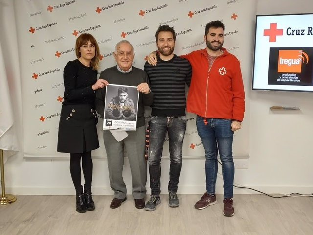 Colaboración Iregua con Cruz Roja