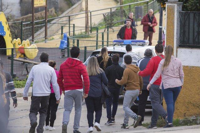 Guardia Civil trata de esclarecer las horas de retención de Laura Luelmo tras la