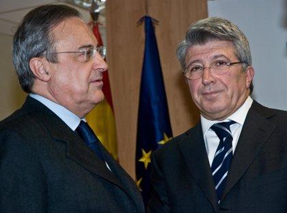 Florentino, Bartomeu, Cerezo y Ronaldo, nuevos miembros de la Junta Directiva de la RFEF