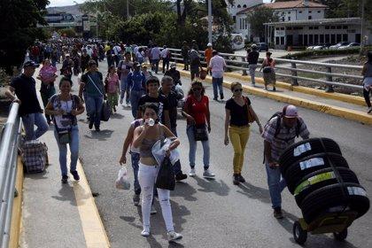 La cooperación internacional ha destinado este año más de 13 millones de dólares a los venezolanos en Arauca (Colombia)