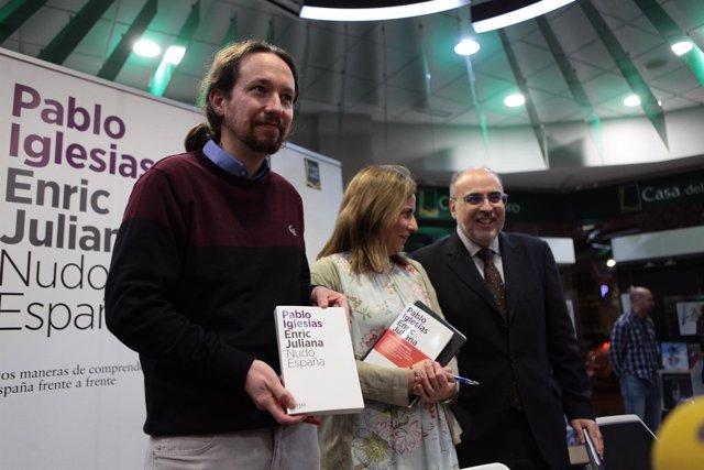 Pablo Iglesias, este miércoles en Sevilla