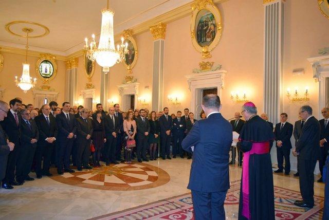 El Copríncipe De Andorra Y Arzobispo De Urgell, Joan-Enric Vives