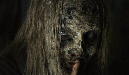 The Walking Dead: Primera imagen Apha, líder de los Susurradores, la gran amenaza de la 9ª temporada