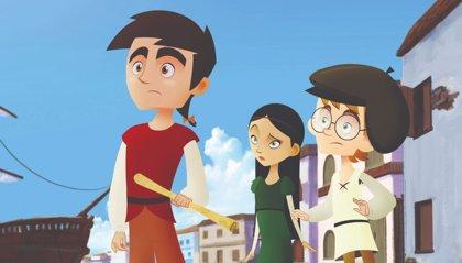 Cine para niños: 'Las aventuras del pequeño Colón'