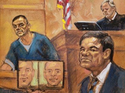 Un distribuidor de 'El Chapo' testifica contra él y presenta la prueba más dañina contra el narco mexicano