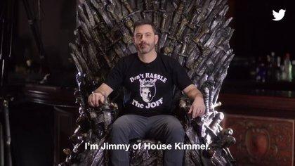 Nuevo tráiler de la 8ª temporada Juego de tronos... con muchos famosos pero sin imágenes de la serie