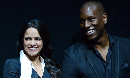 Michelle Rodriguez y Tyrese Gibson estarán en Fast and Furious 9