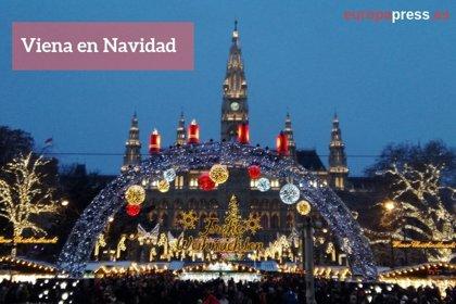 Viena, mercadillos navideños para disfrutar de la navidad y del año nuevo
