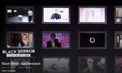 El enigma de Black Mirror: Bandersnatch ¿Serie o película?