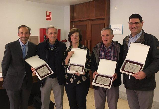 Premiados en el curso solidario del Hospital 12 de Octubre y MSD