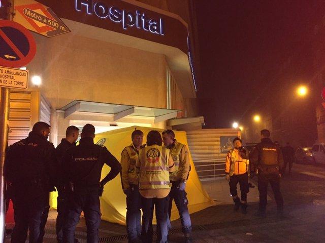Samur confirma muerte de un hombre 21 diciembre 2018