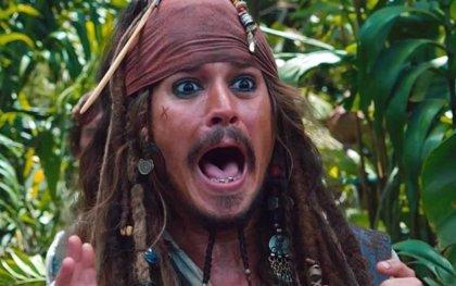 Disney confirma el reinicio de Piratas del Caribe sin Johnny Depp