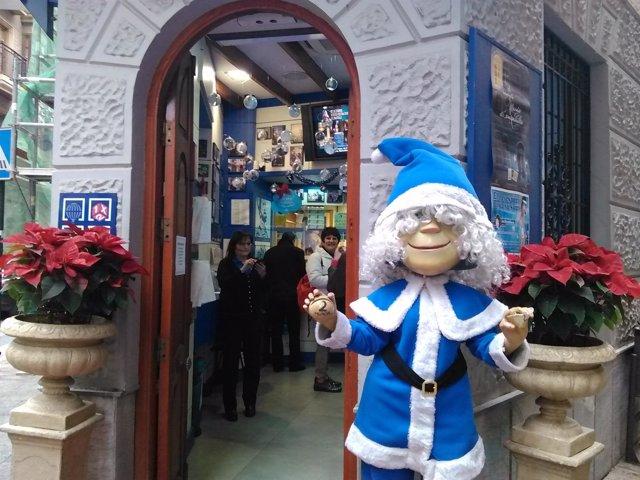 Lotería de Navidad, El Gordo. La Envidiosa Murcia