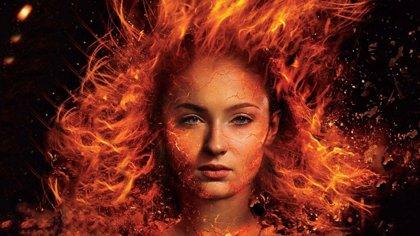 X-Men: Fénix Oscura, Jean Grey desata todo su poder en la nueva imagen de Dark Phoenix