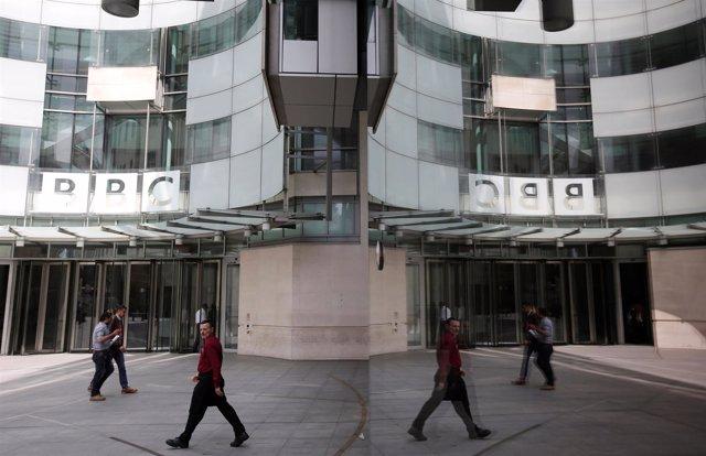 Sede de la BBC en Londres