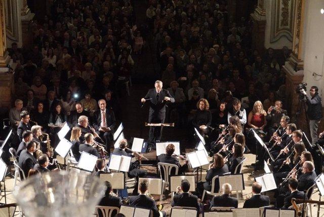 Vallejo Amaro orquesta música málaga banda municipal concierto