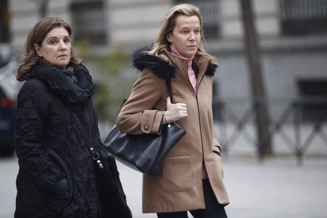 El juez de la 'caja B' del PP interroga a la mujer de Luis Bárcenas por los papeles robados en la 'operación Kitchen'