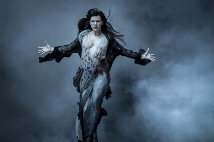 Nuevas imágenes de Hellboy con Milla Jovovich como La Reina de la Sangre