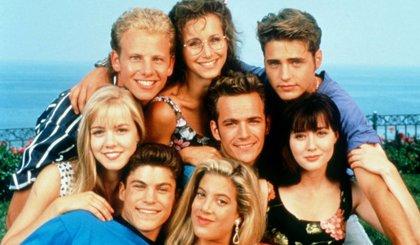 Sensación de vivir (Beverly Hills 90210) resucitará con su reparto original