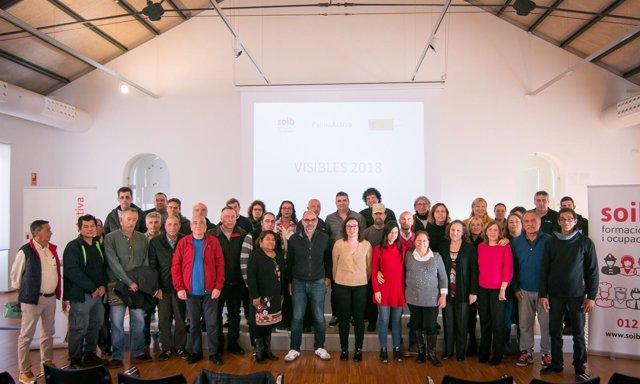 Clausura del programa SOIB Visible 2018