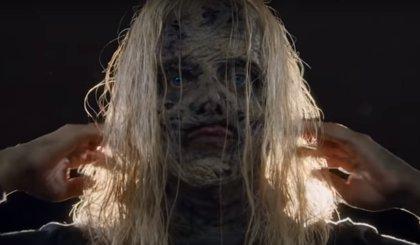 Alpha se enfunda su aterradora máscara en el nuevo teaser The Walking Dead