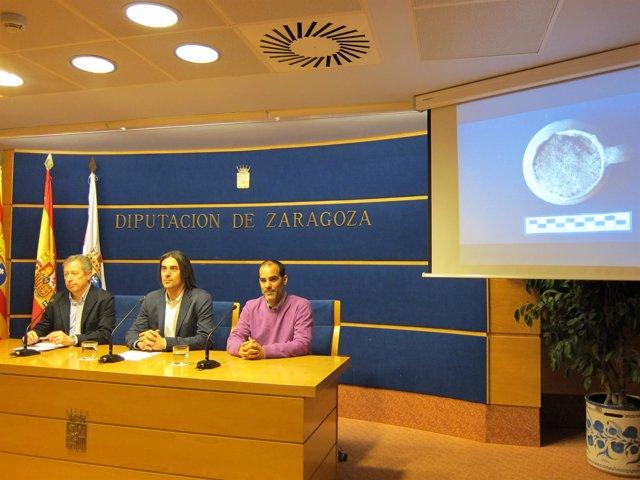 La DPZ ha dado a conocer hoy la última campaña de excavaciones en Alcocer