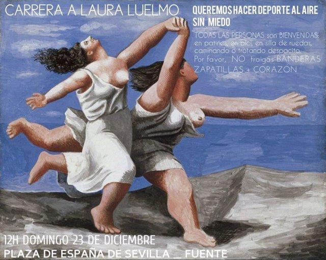 Encuentro conmemorativo de Laura Luelmo