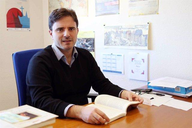 Antonio Calvo, profesor de la UMA