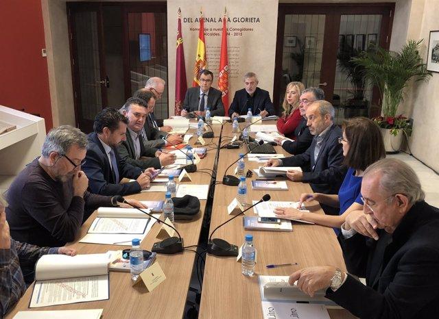 Consejo de Administración de la Empresa Municipal Aguas de Murcia
