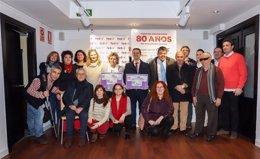 La ONCE dedica 33 millones a FEDER para visibilizar las enfermedades raras