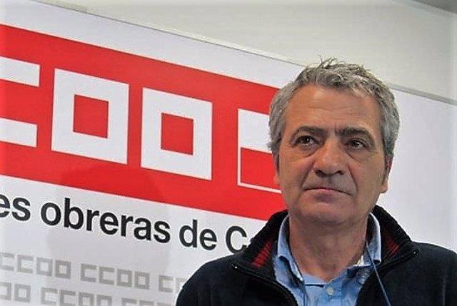 Carlos Sánchez, CC.OO Cantabria