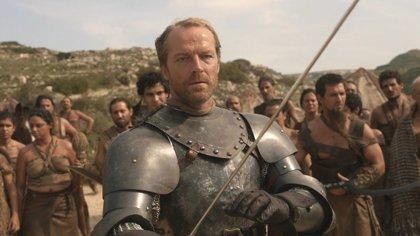 """Iain Glen (Jorah Mormont) revela """"la paranoia"""" de Juego de tronos contra los spoilers"""