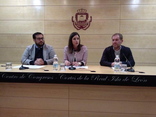 Clausura cursos Dipujoven en San Fernando
