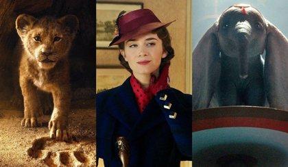 Disney no interconectará las historias de los personajes de sus remakes
