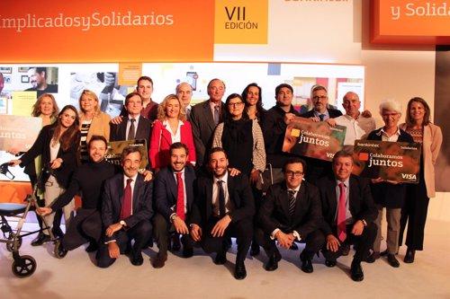 Ganadores VII Edición de 'Implicados y Solidarios'
