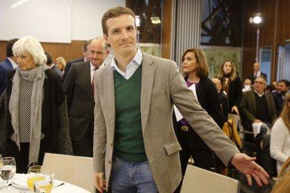 Casado arropará a Núñez en Albacete en su presentación como candidato regional