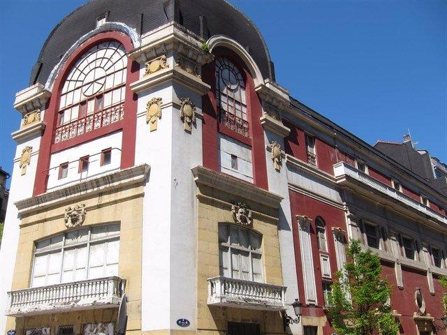 Bellas Artes de San Sebastián.