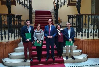 La Junta destina 386.000 euros para infraestructuras de 25 municipios de Almería