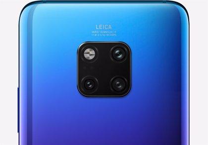 Huawei desarrolla una cámara trasera triple para el modelo estándar del 'smartphone' P30