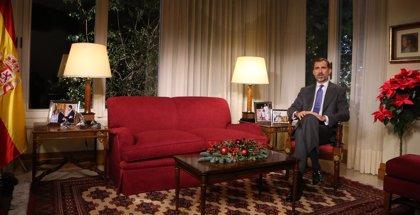Televisiones generalistas públicas y privadas y todas las autonómicas públicas, salvo EiTB, emitirán el mensaje del Rey